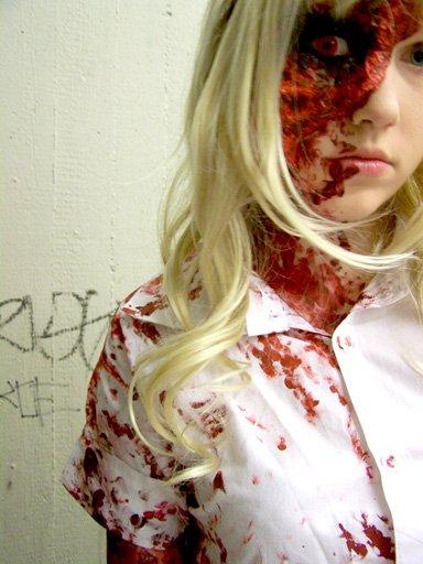 Horror girl : Mode