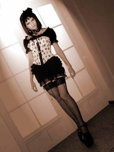 Erotic lolita : MODE