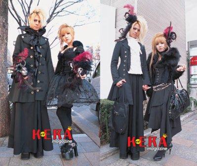 Gothic aristocrat (gosu kei) : MODE