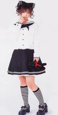 Sailor lolita : MODE