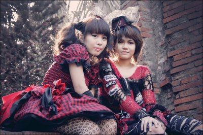 Punk lolita : MODE