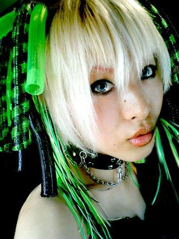 Cyber lolita : MODE