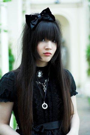 Kuro lolita ou black lolita : MODE