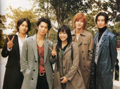 Drama : Hana yori dango