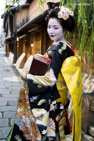 Les Geisha : Stop aux faux préjugés