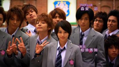 Drama : Hanazakari no kimimatchi e