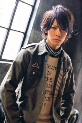 Acteur ~ Kamenashi kazuya