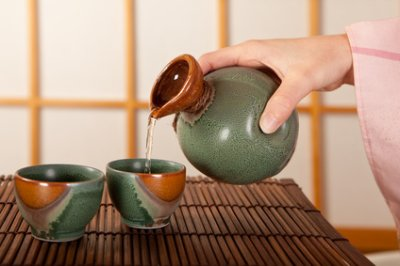 Le sake