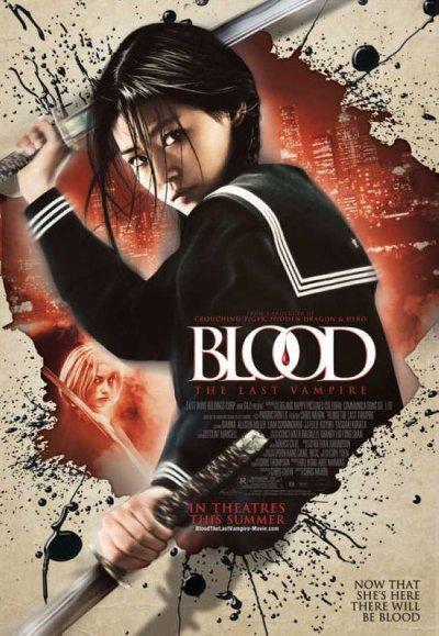 Film : Blood : The Last Vampire