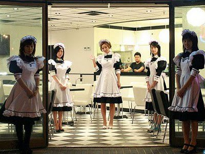 Les Maids Cafés