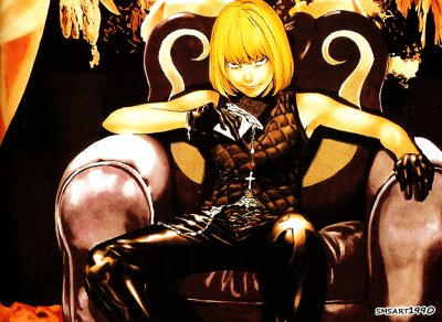 Manga : Death Note