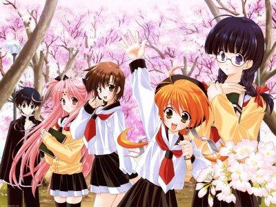 Manga : Girl Bravo