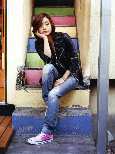 Actrice ~ Aya Ueto