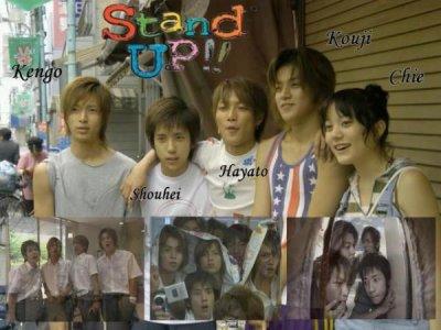 Drama : Stand up