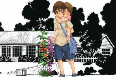 Manga : L'ile de hozuki