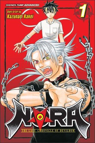 Manga : Nora