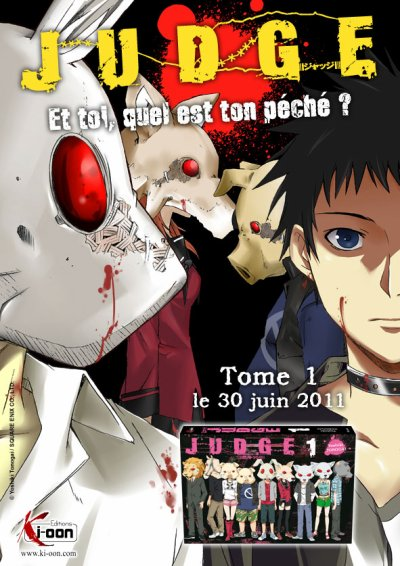 Manga : Judge