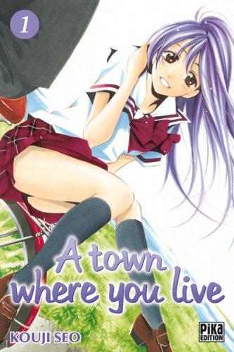 Manga : A town where you live