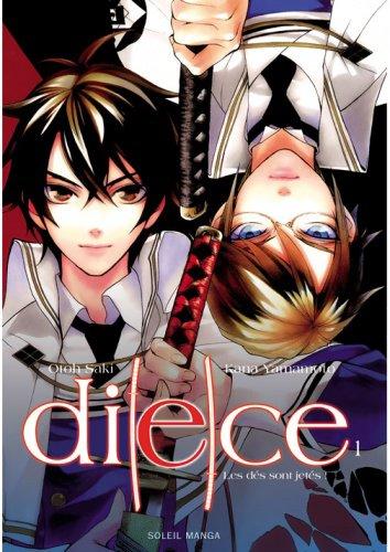 Manga : Dice