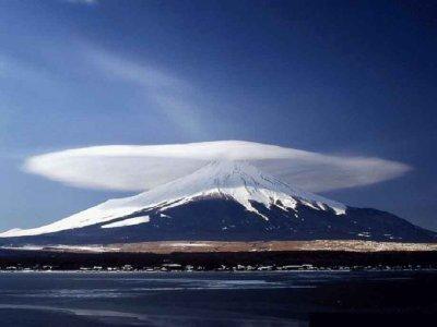 Le Fuji-Yama ou Fuji-San