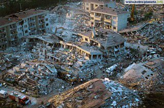 Les catastrophes naturelles dans le monde 4