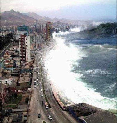 Les catastrophes naturelles dans le monde 6