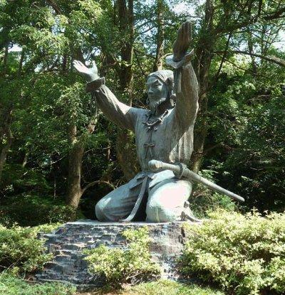 Ōkuninushi, « fils » de Susanoo