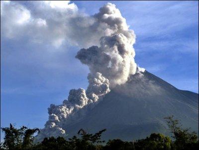 Volcans d'Indonésie