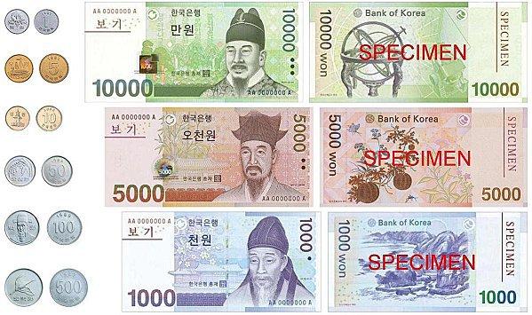 Présentation de la Corée du Sud