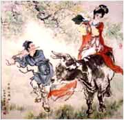 Qīxī : saint valentin chinoise