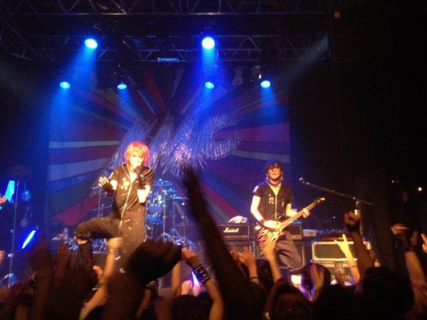 Lyon : LM.C LIVE TOUR 2012 −STRONG POP−