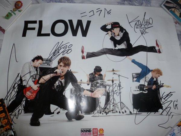 Flow a la Japan expo 2012