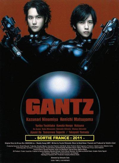 Film : Gantz