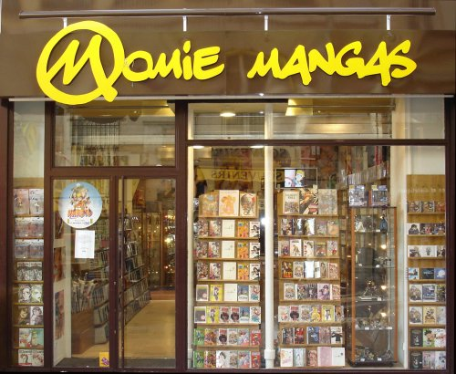Partenaire Momie Manga