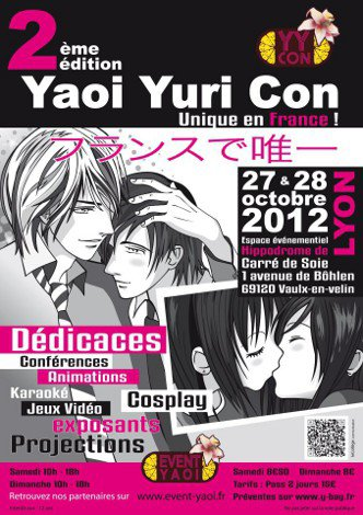 Yaoi Yuri Con #2
