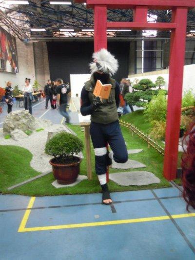 Le cosplay et vous : Kakashi