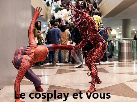 Le cosplay et vous : Sommaire