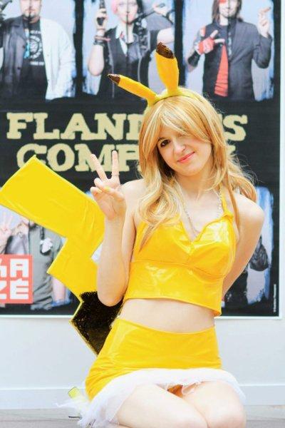 Le cosplay et vous : Sylyne