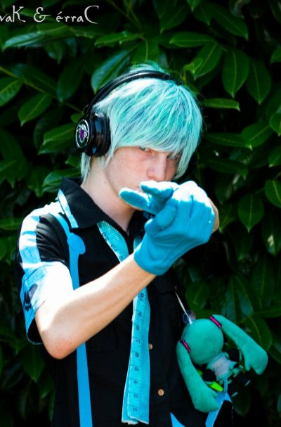 Le cosplay et vous : Mikuo