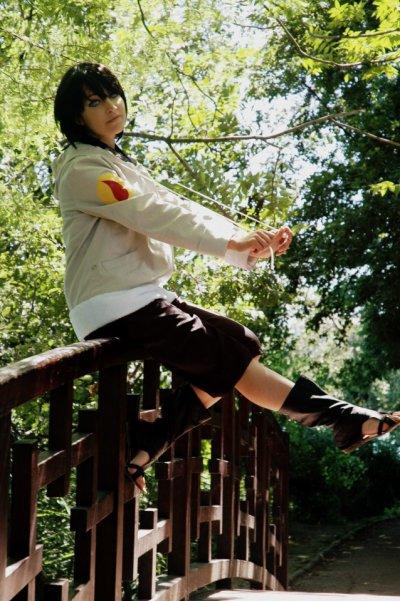 Le cosplay et vous : Jessnal Nouna