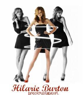 Article 16 ♦ Hilarie Burton