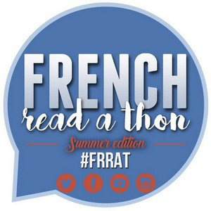 Challenge French Read A Thon (2016)