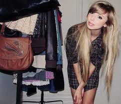 Moi et ma garde robe ;)