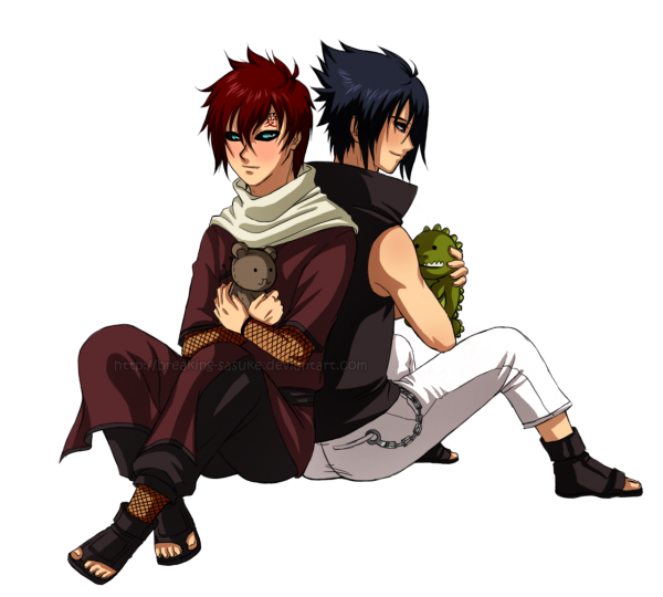 Sasuke & Gaara