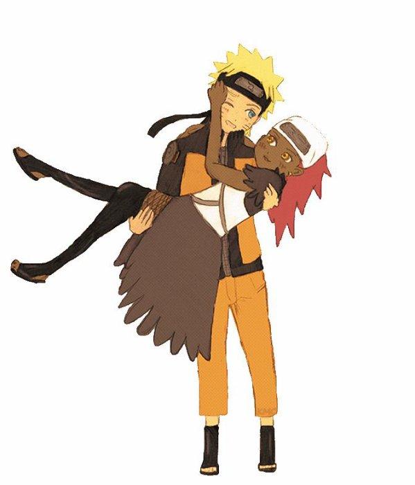 Naruto x Karui
