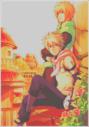 Kakashi & Minato