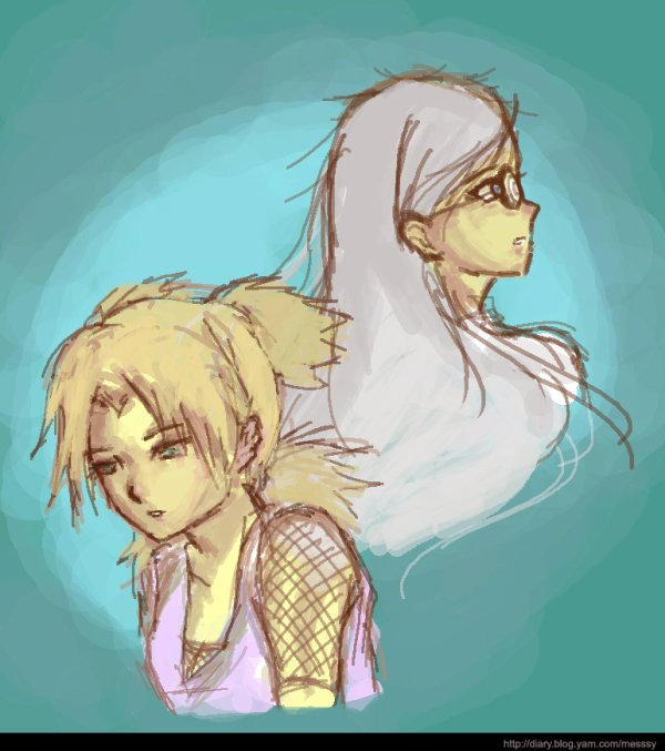 Shiho & Temari