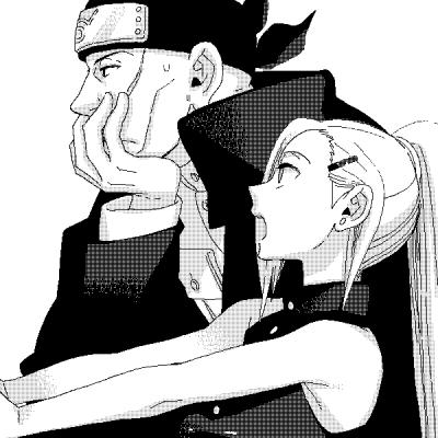 Ibiki & Ino
