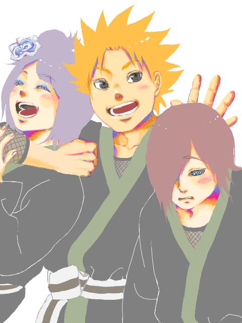 Konan, Yahiko & Nagato