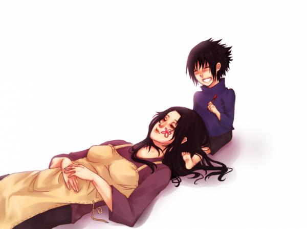 Sasuke & Mikoto